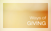 Ways of Giving