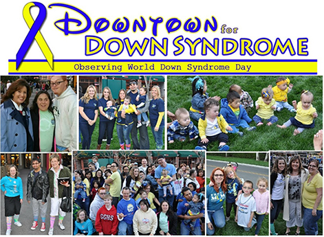 World Down Syndrome Day 2014 World Down Syndrome Day is